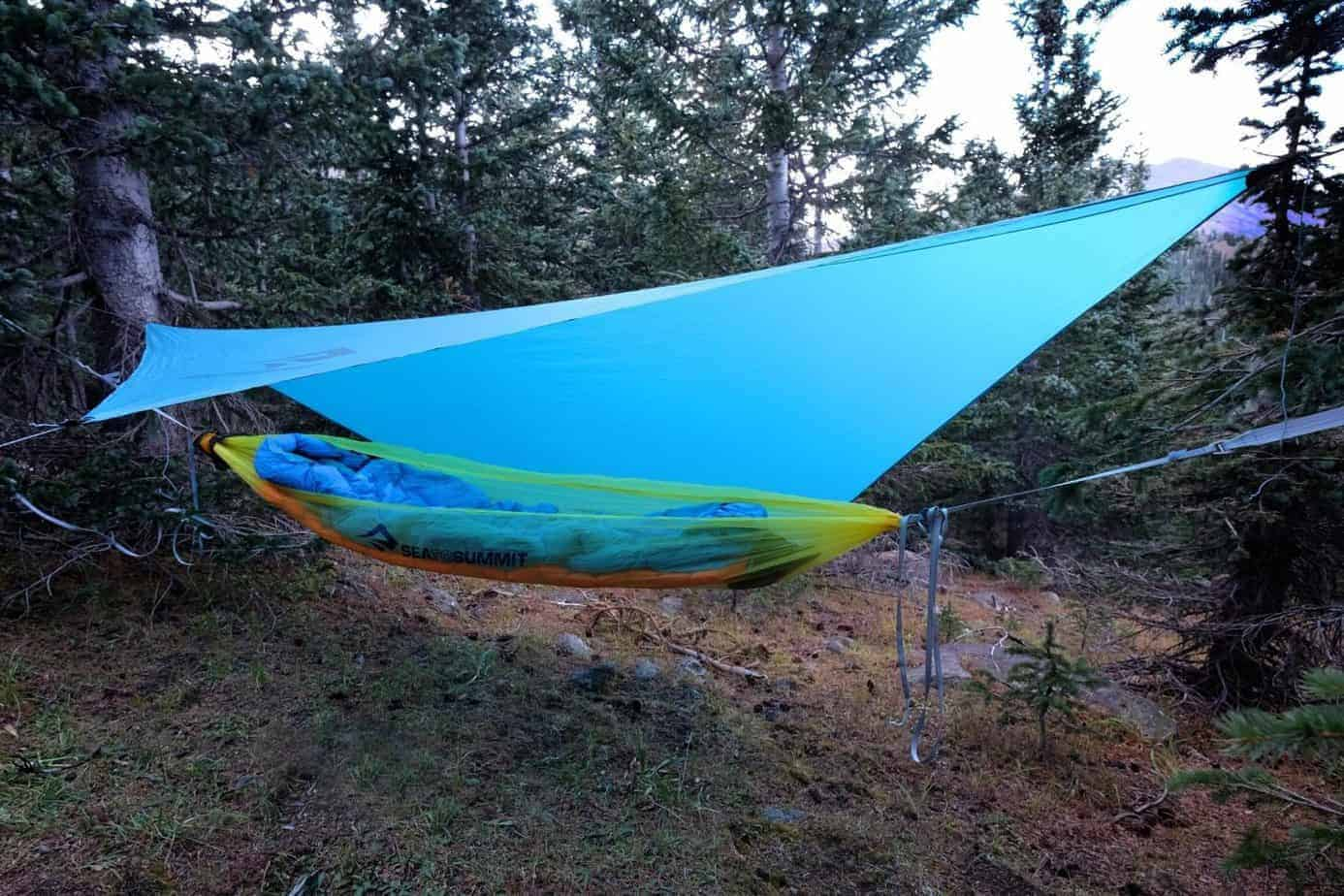 Head To Head Hammock Vs Tent Expedition Portal