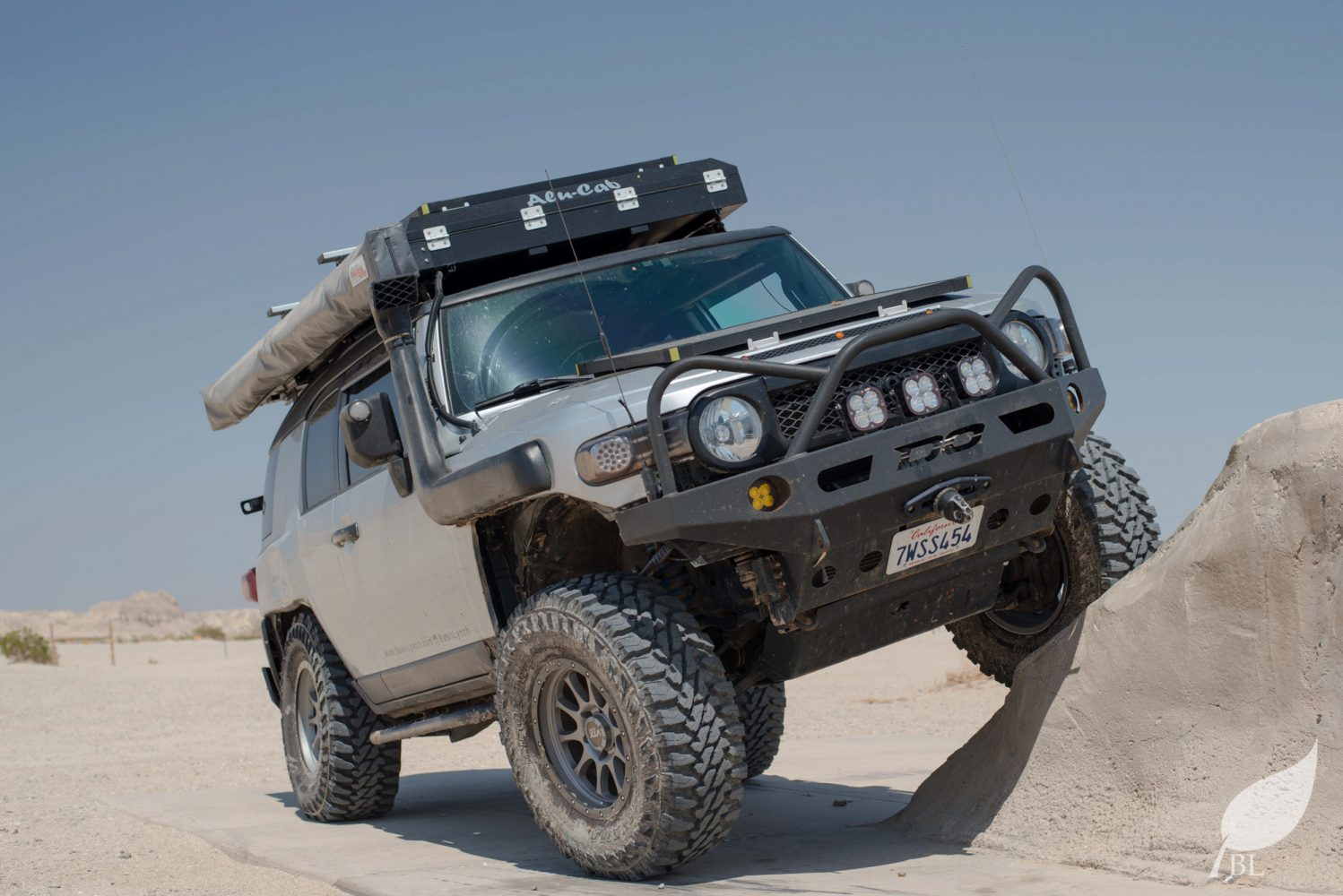 Expedition Portal Classifieds Basil Lynch S Fj Cruiser