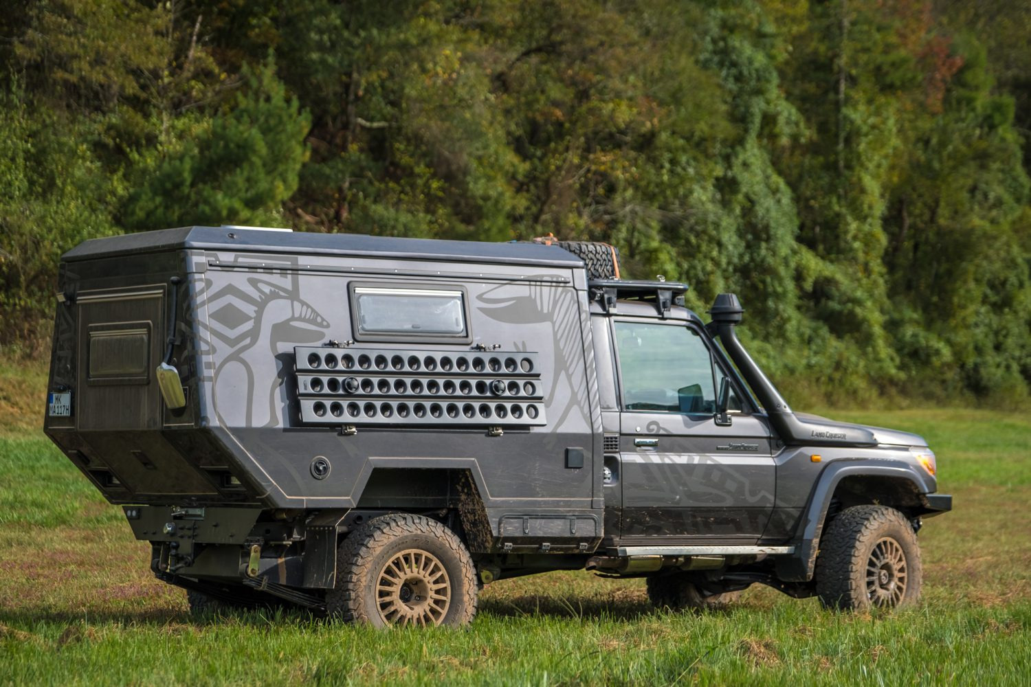 The Campers And Trailers Of Overland Expo East