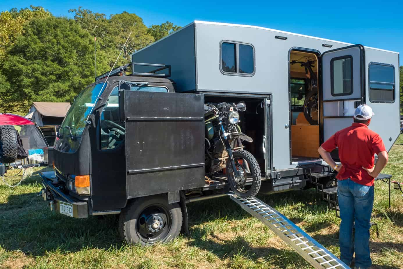 The Road Less Traveled: Unique Vehicles of Overland Expo East ...