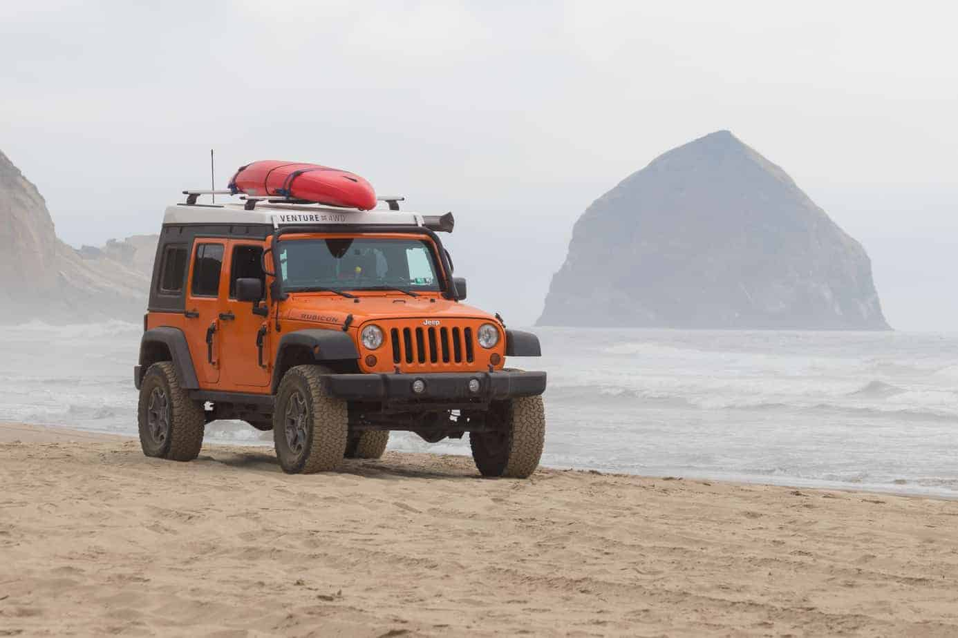 Rethinking the Overland Jeep