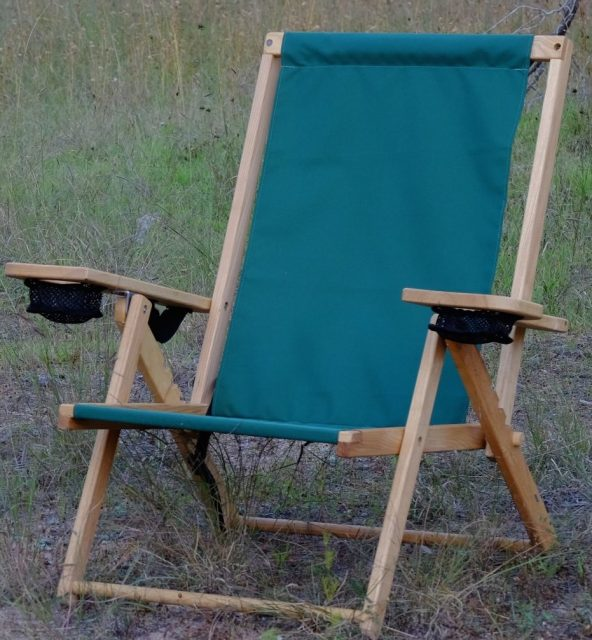 For The Discerning Camp Lounger The Outer Banks Chair Is The Most  Comfortable Offering In The Blue Ridge Lineup.