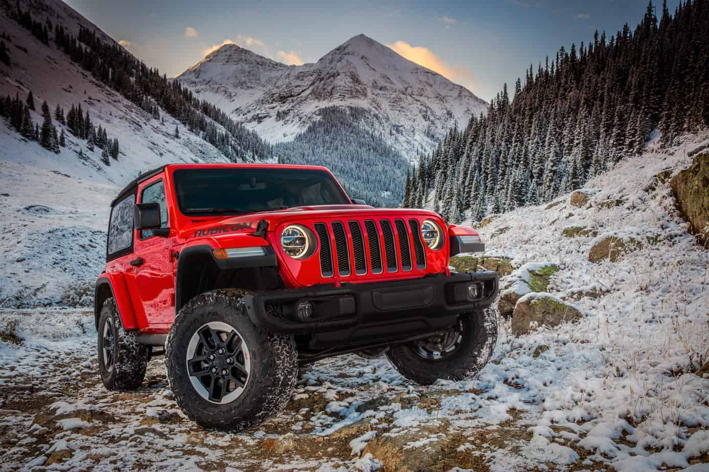 The Jeep Wrangler JL Has Arrived!