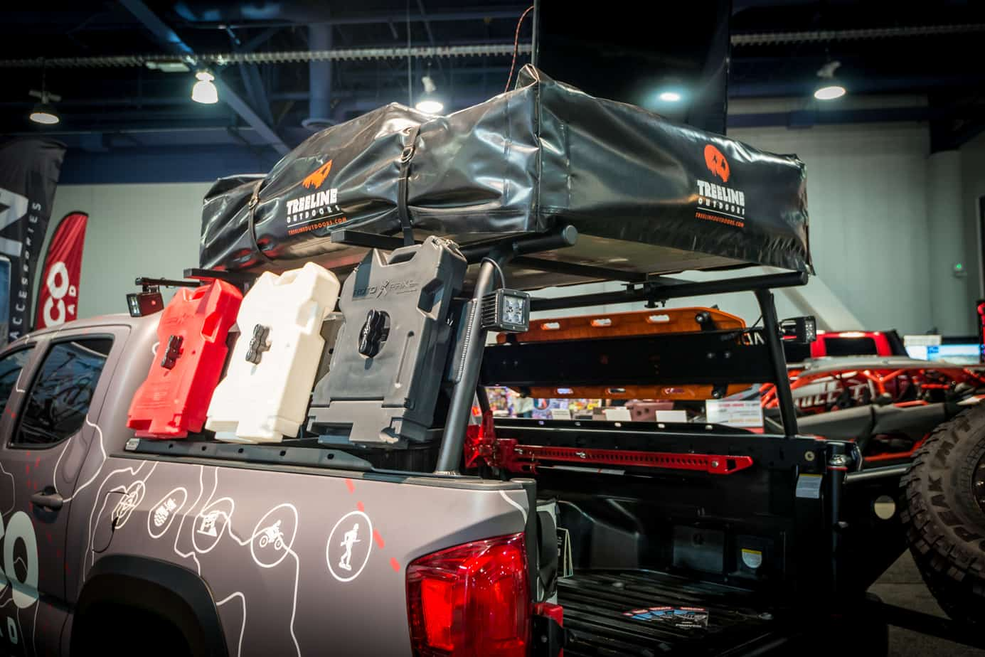 Top 10 New Overland Products Sema 2017 Expedition Portal