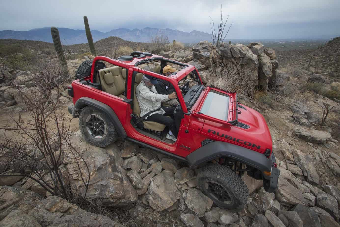 Off Road Review 2018 Jeep Wrangler Jl Expedition Portal