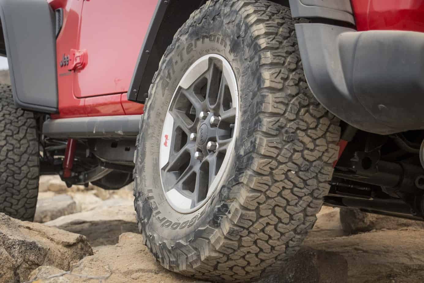 Off-Road Review: 2018 Jeep Wrangler JL – Expedition Portal