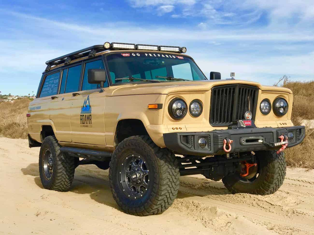 Expedition Portal Classifieds: ROAMR Wagoneer