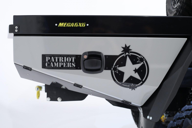 Patriot Camper Modifications