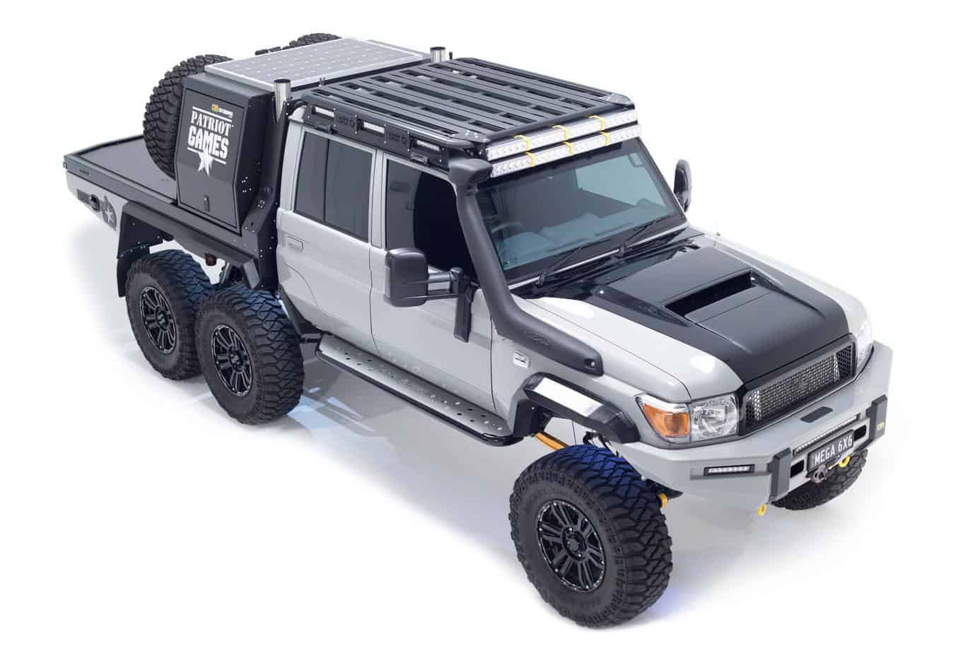 Featured Vehicle: The Patriot Campers Megatourer 6×6