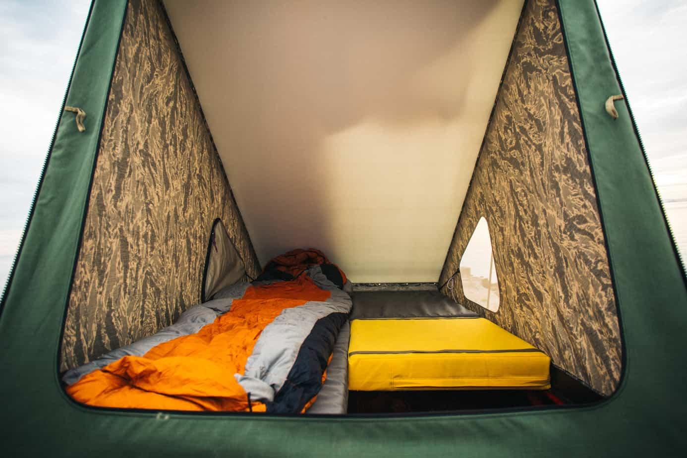 Go Fast Campers Ultra Light Off Road Camper Solutions