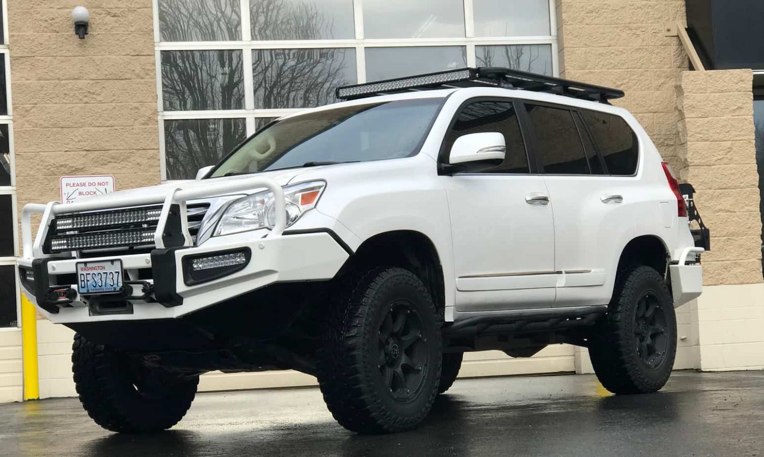 Expedition Portal Classifieds: 2012 GX460 – Expedition Portal