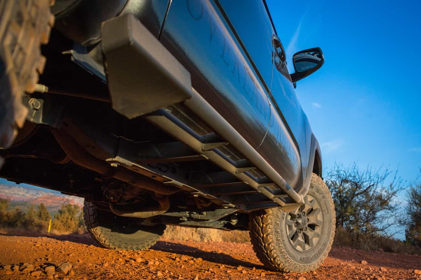DECKED Featured in Overland Journal's Ultimate Tacoma Build