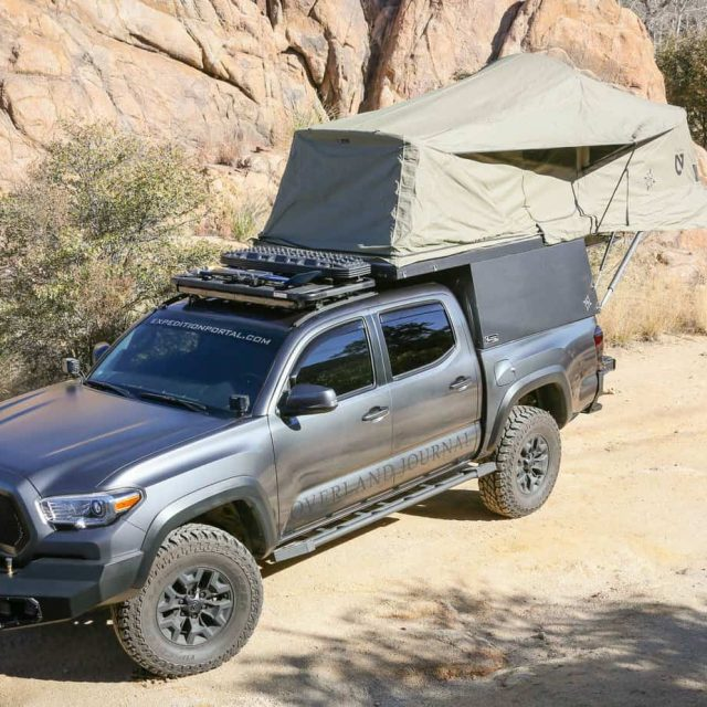 Classifieds :: 2017 Toyota Tacoma TRD w/Camper (PRICE DROP)