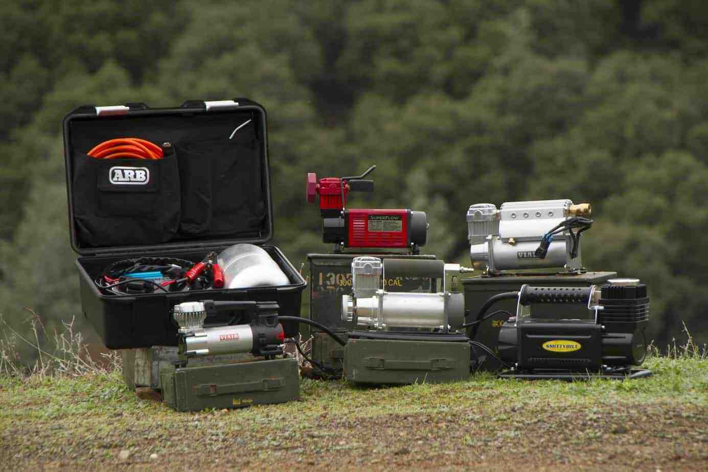 The Overland Journal Air Compressor Test – Expedition Portal