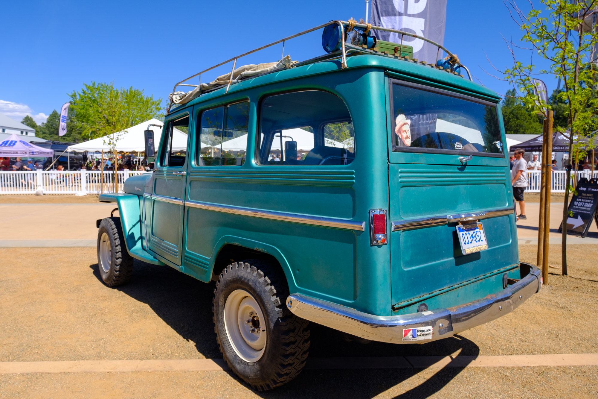 Old-School Cool: Classic 4x4s of Overland Expo – Expedition