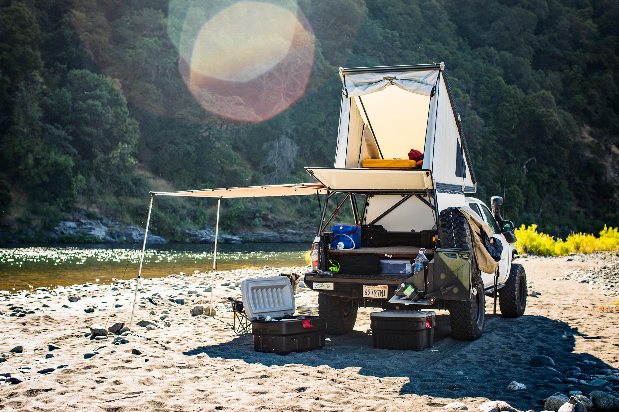 Life in a Go Fast Camper