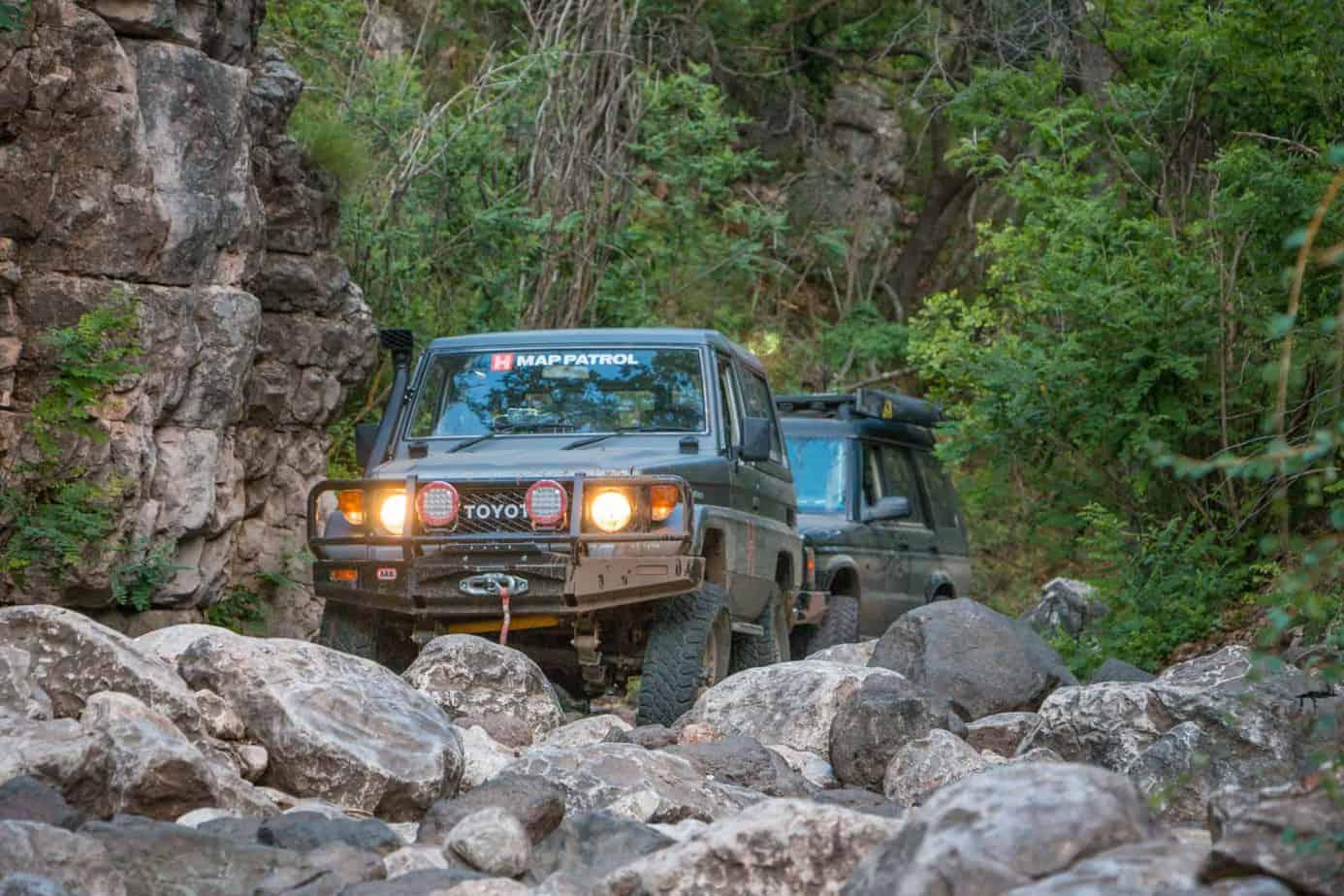 Overland Routes: Northern Arizona Traverse