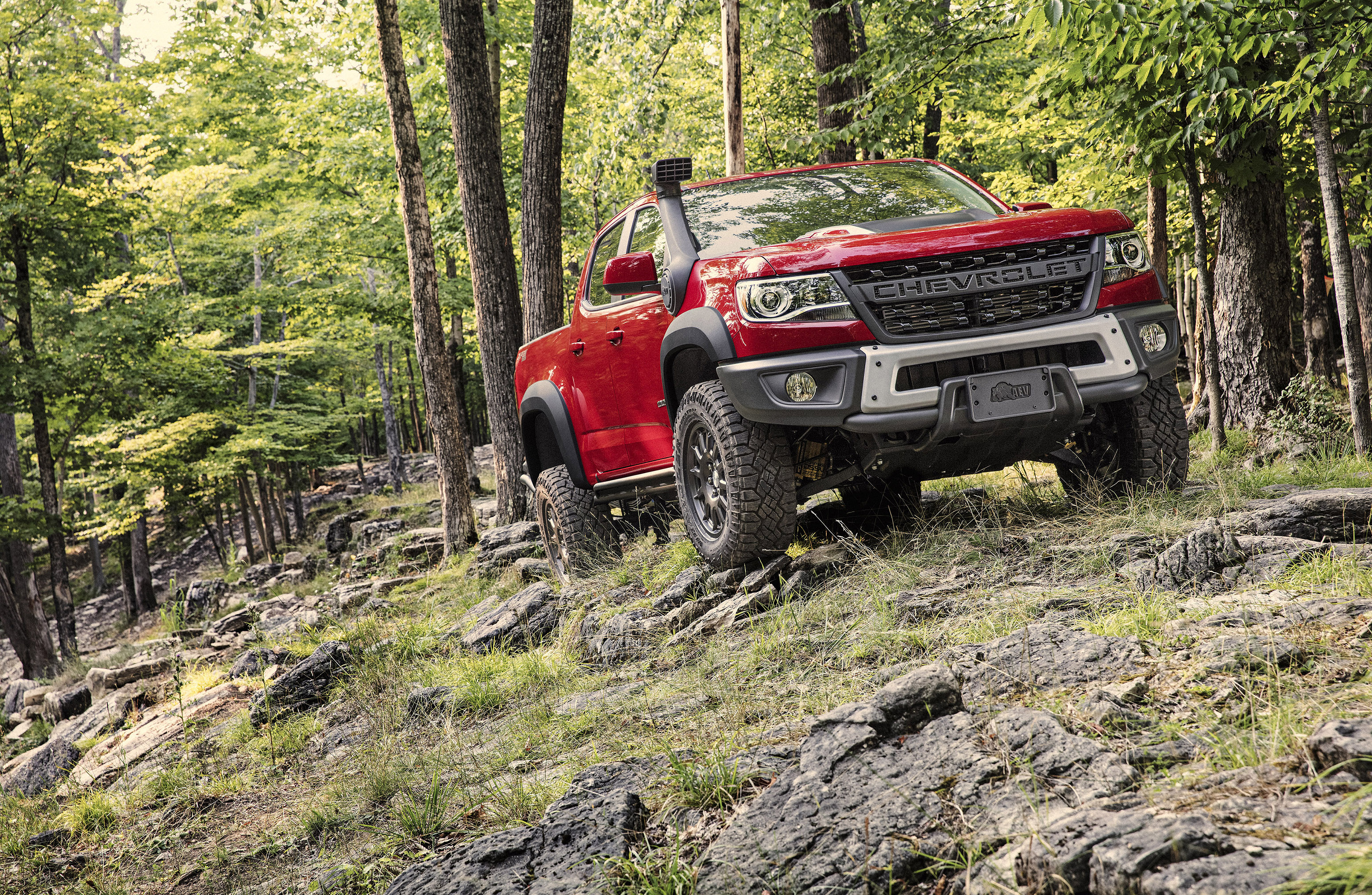Chevy's New ZR2 Bison Just Changed the Game