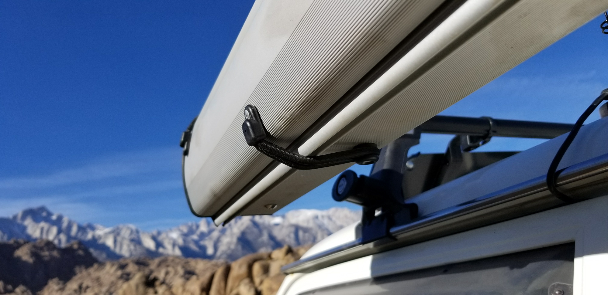 Field Tested Arb Aluminum Awning 2500mm Expedition Portal