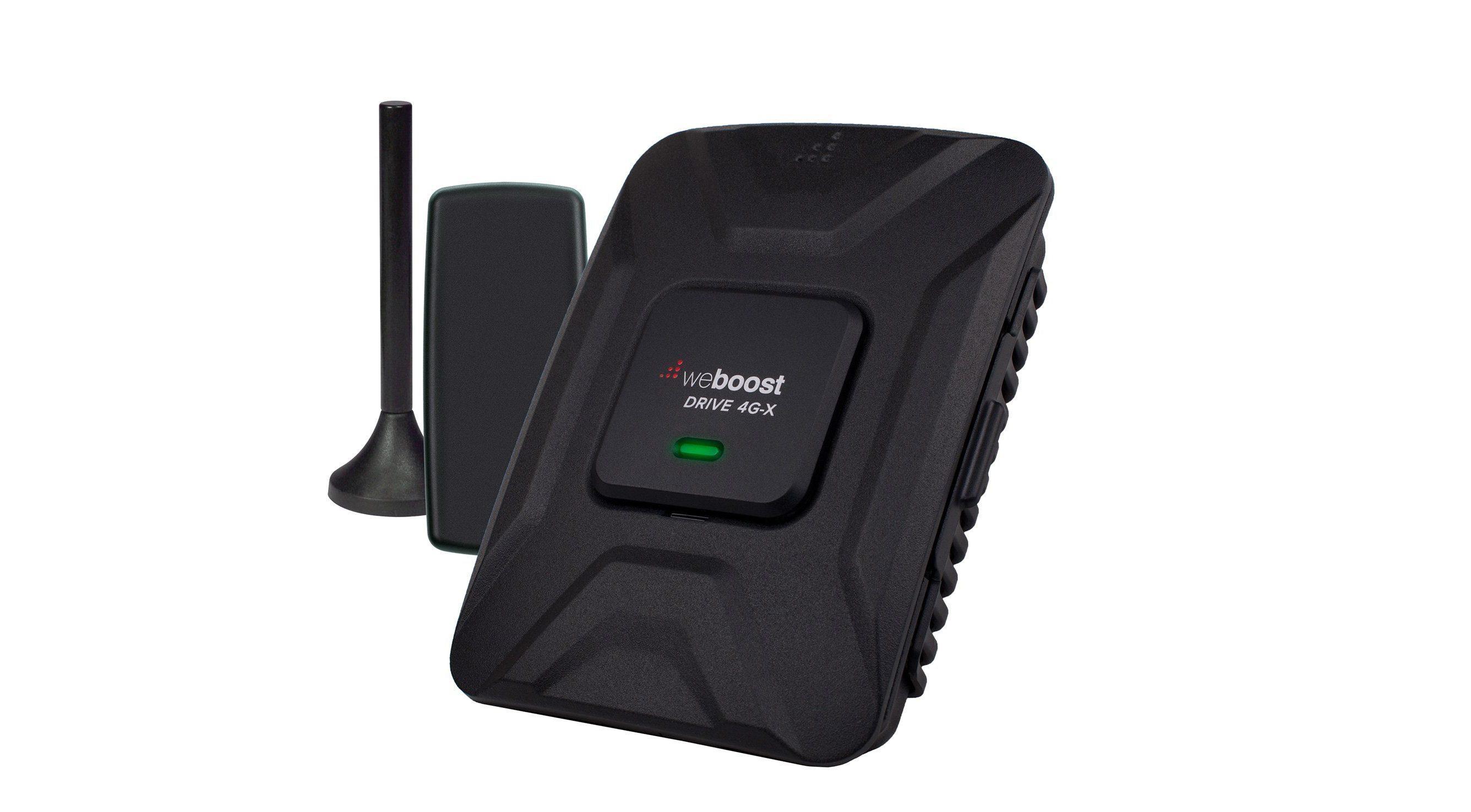 Field Tested: WeBoost Drive 4G-X