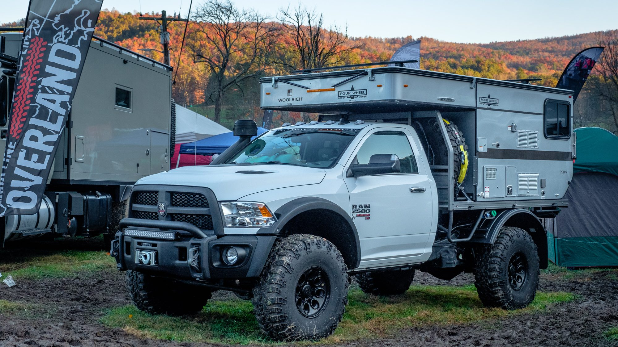 Expo East 2018: Cool Trucks and New Gear