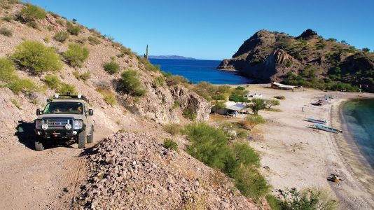 ¡Viva Baja! The Overlander's Guide