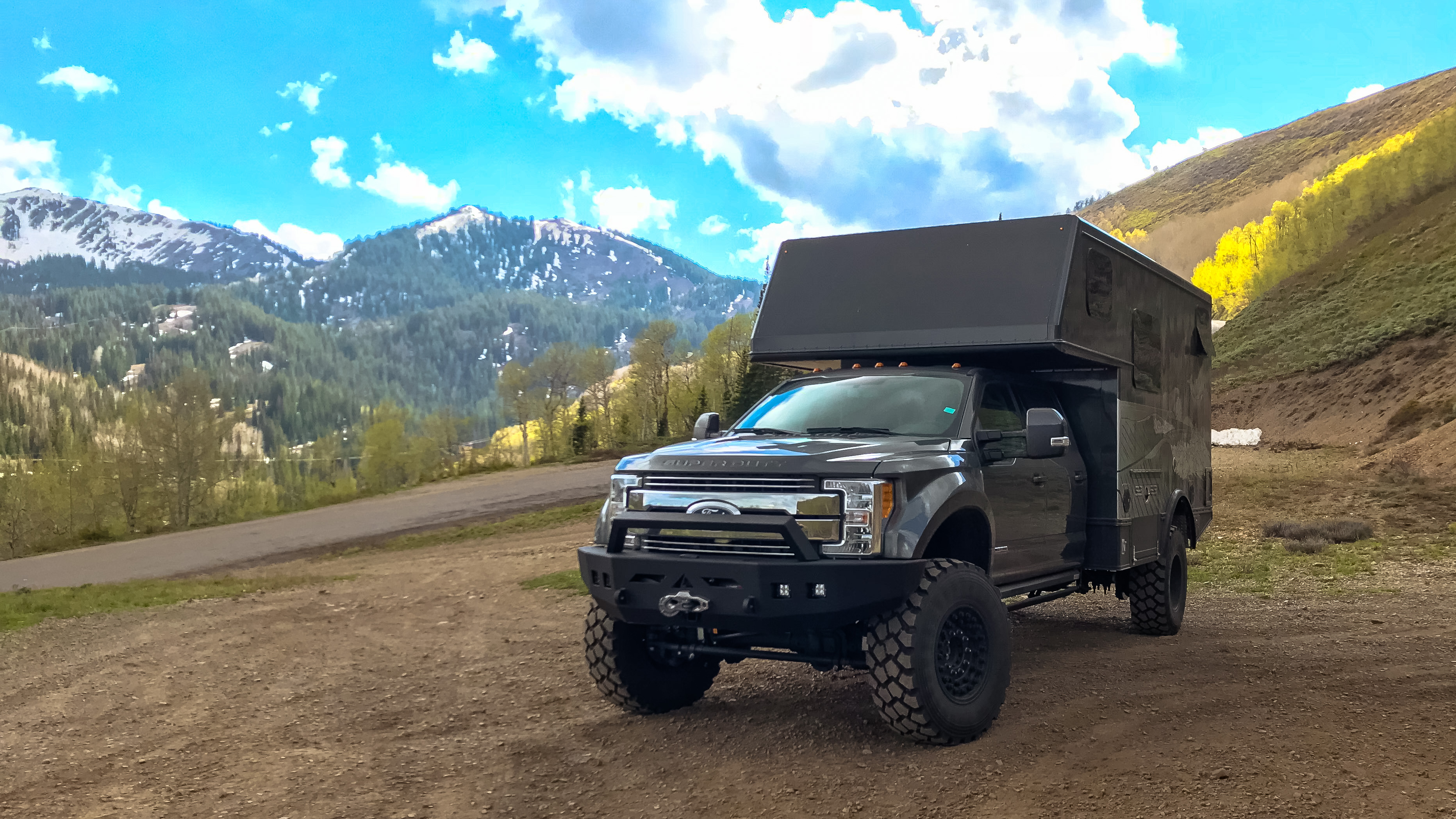 Expedition Portal Classifieds: Basecamp F550