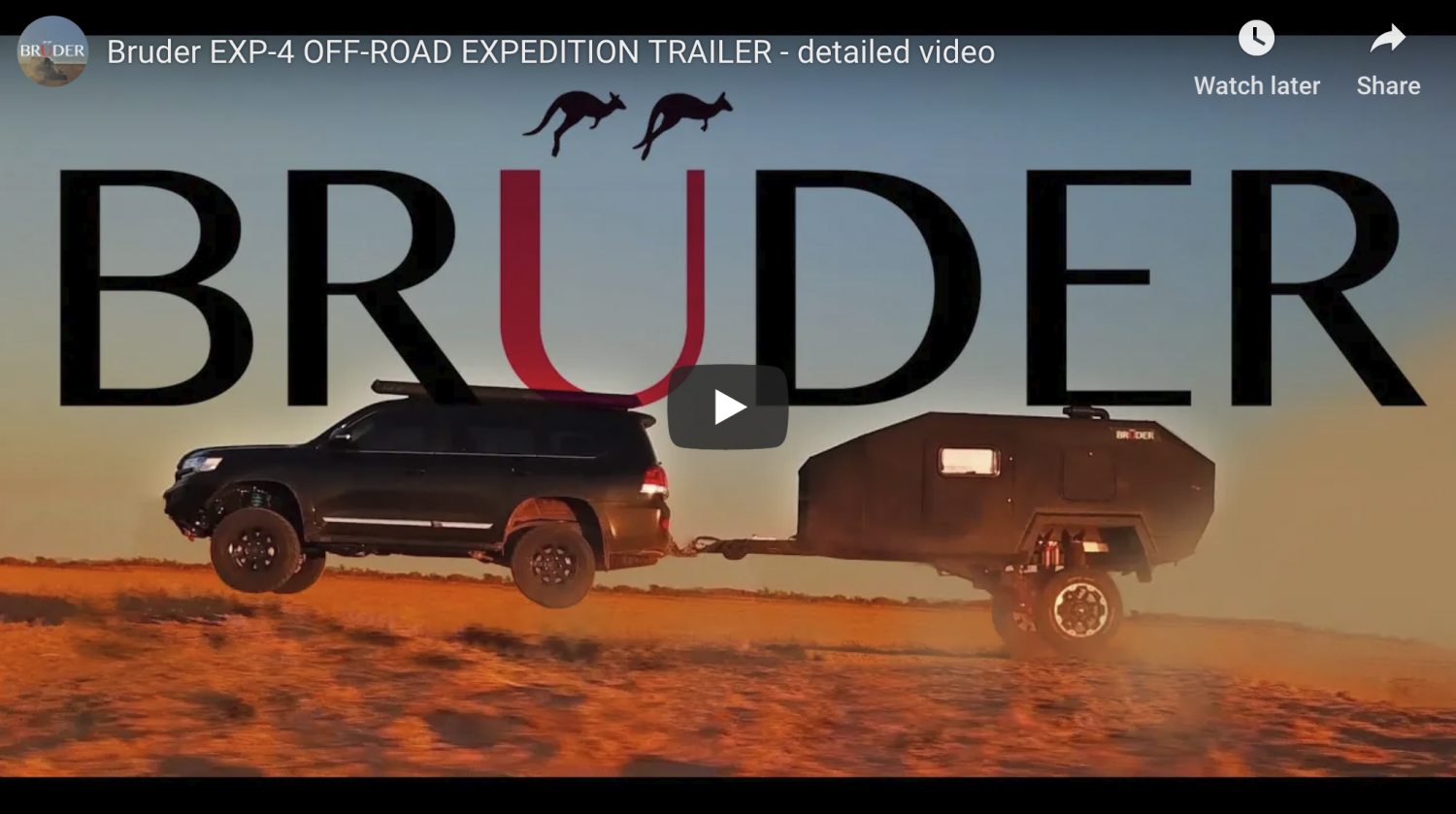 Video of the Week: Bruder Jumps their EXP-4 and 200 Series - Expedition Portal