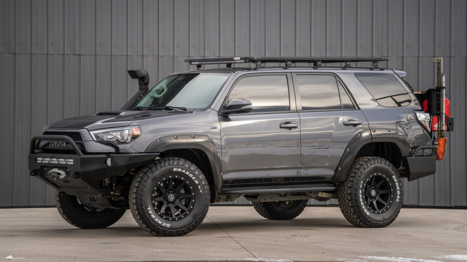 2015 Toyota 4Runner For Sale >> ExPo Classifieds: XOverland's 4Runner and Tacoma ...