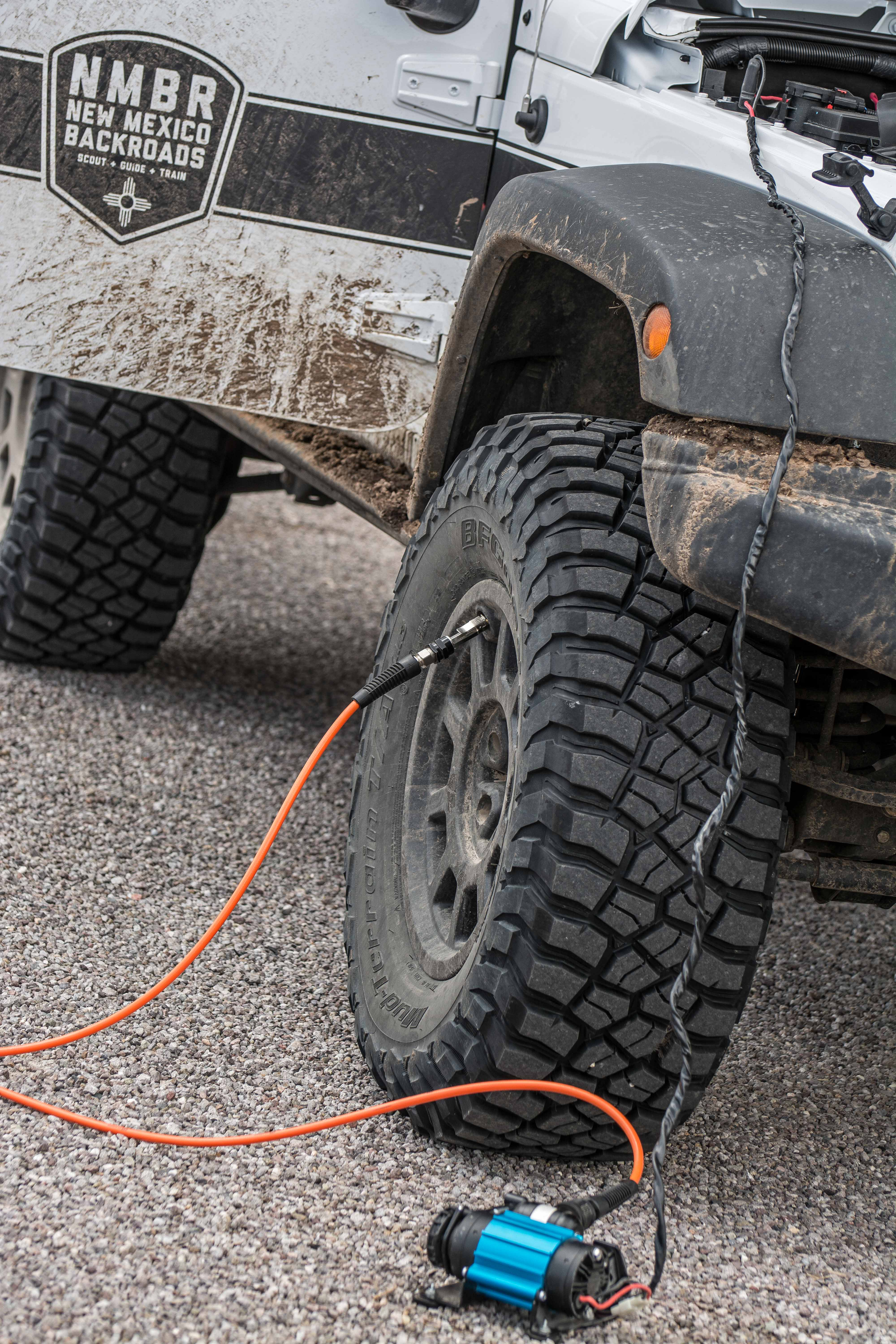 Bf Goodrich Ta Ko2 >> BFGoodrich KM3 Mud Terrain: New Mexico Backroads' 12,000-mile Review - Expedition Portal