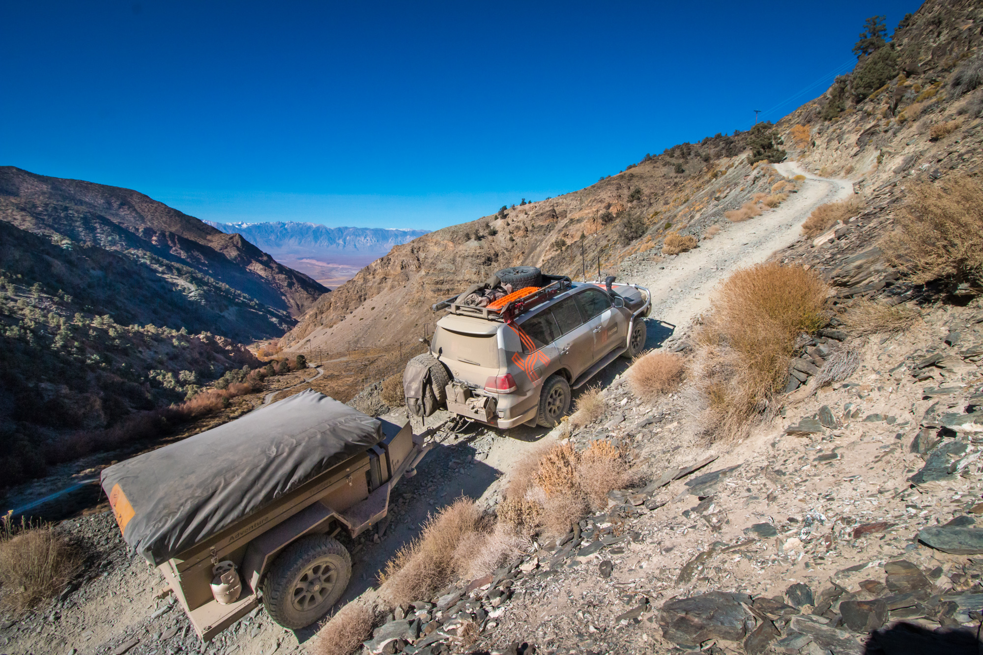 Overland Routes | Pacific Crest: California Segment