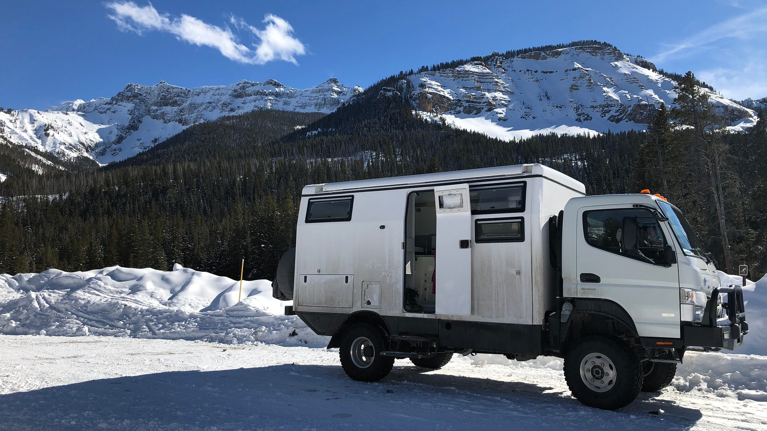 Expedition Portal Classifieds: 2017 Earth Cruiser with 9,000 Miles