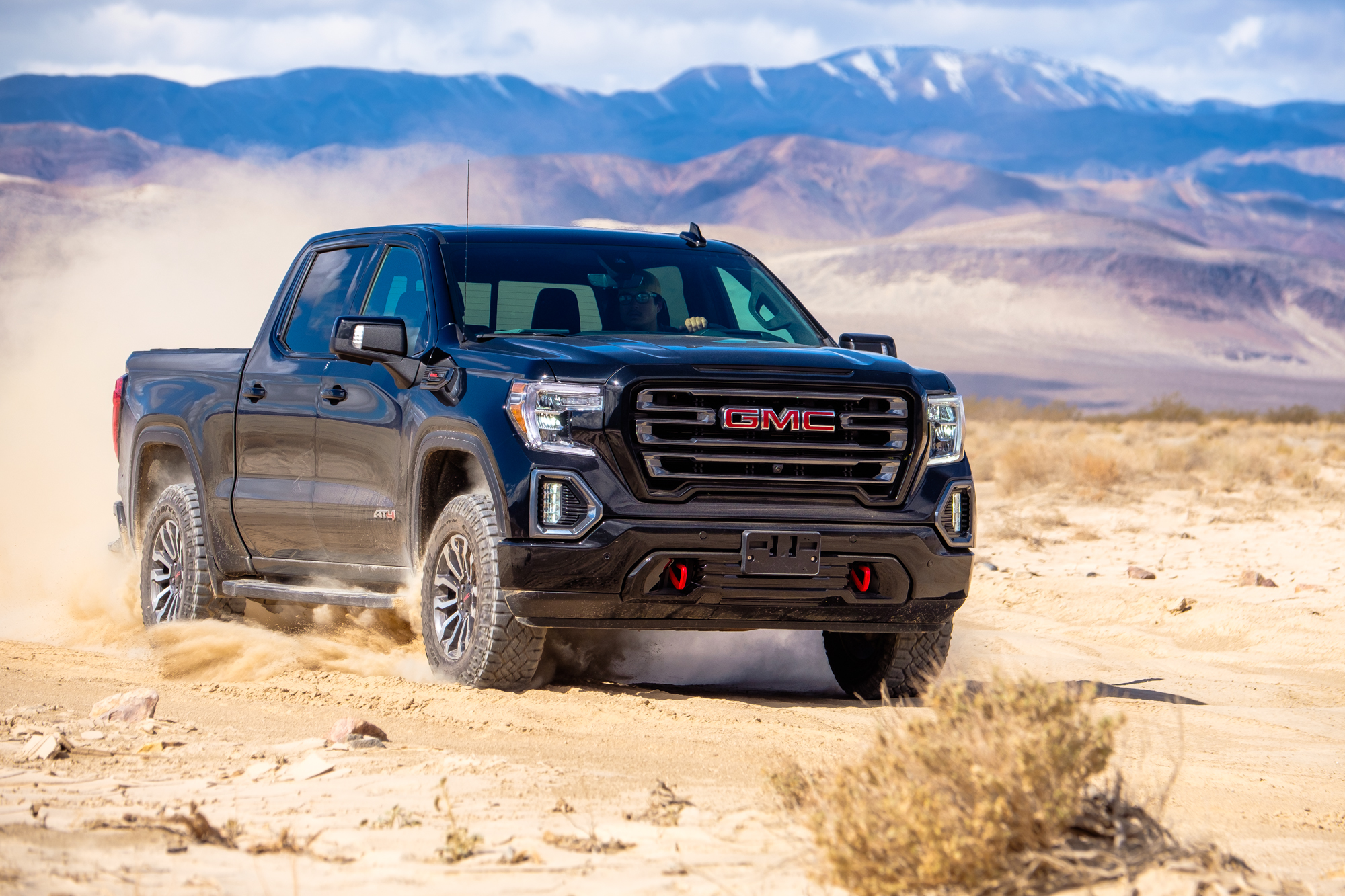 The GMC Sierra AT4 1,000 Mile Off-Road and On-Road Review