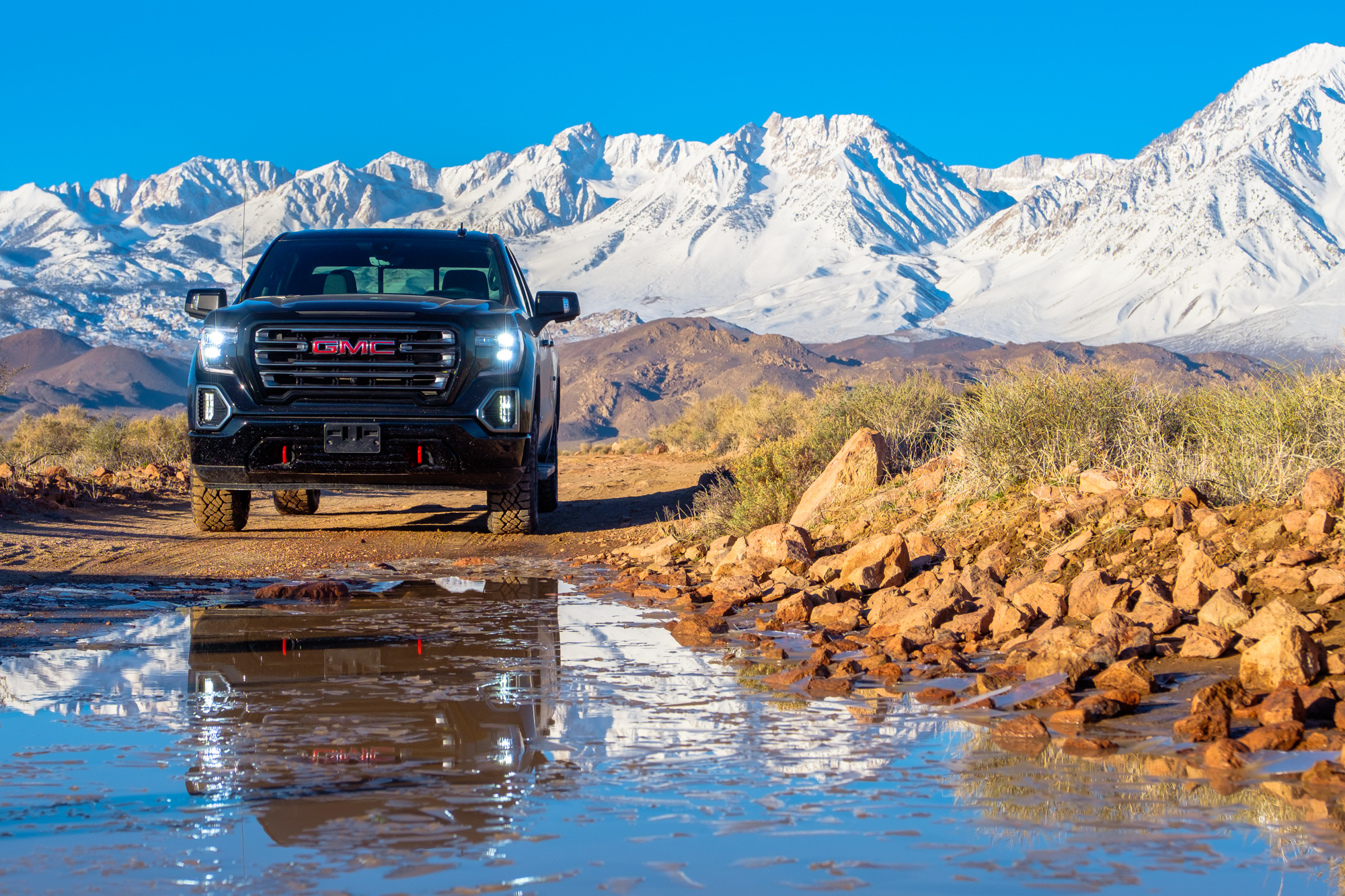 The Gmc Sierra At4 1 000 Mile Off Road And On Road Review Expedition Portal