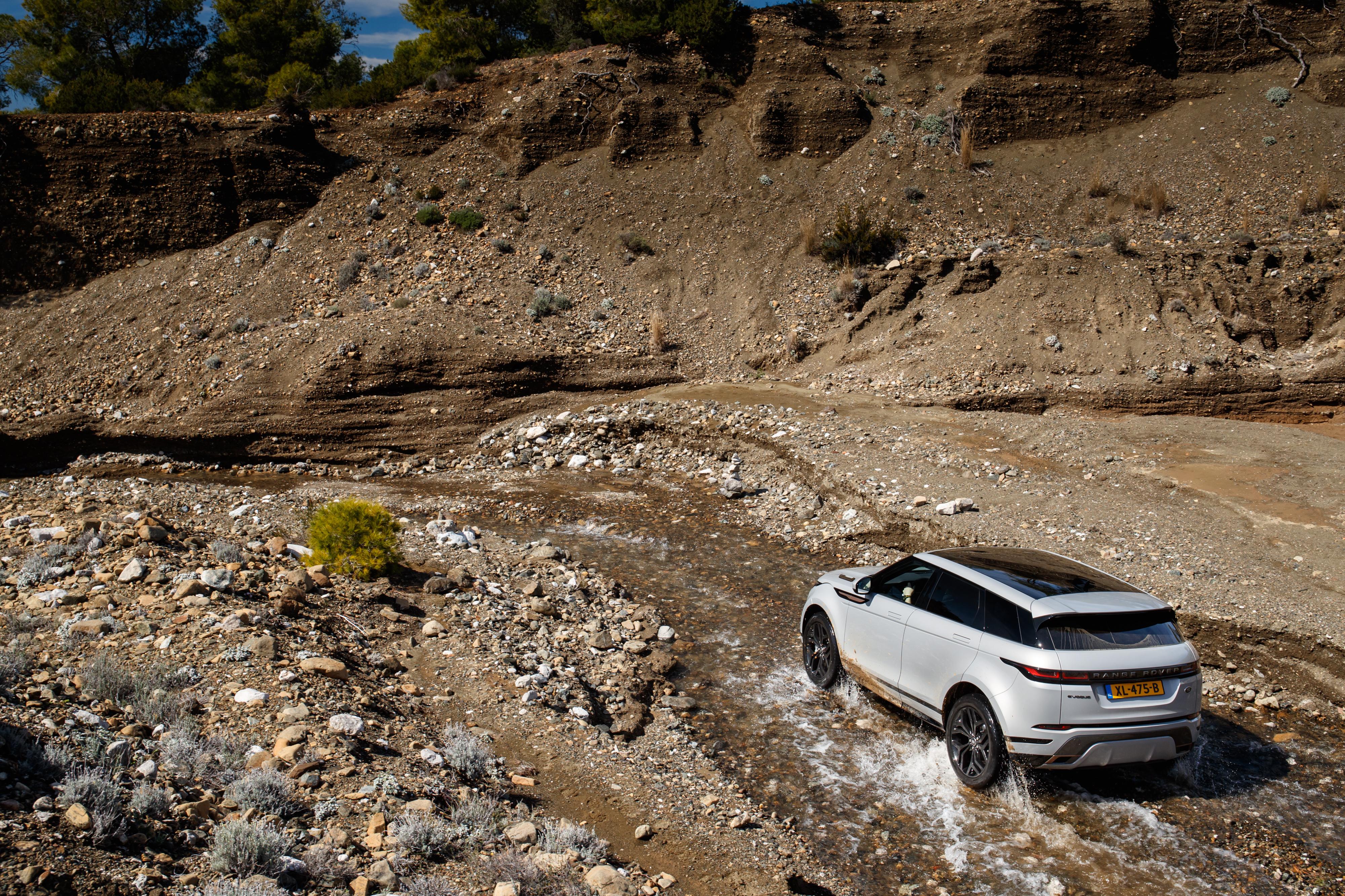 The 2019 Range Rover Evoque