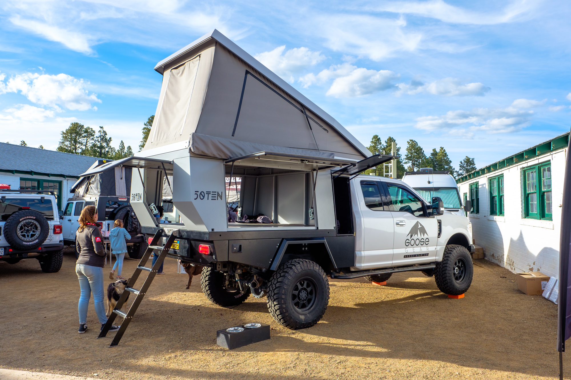 A Look Back at the Trucks and Campers of Overland Expo West 2019
