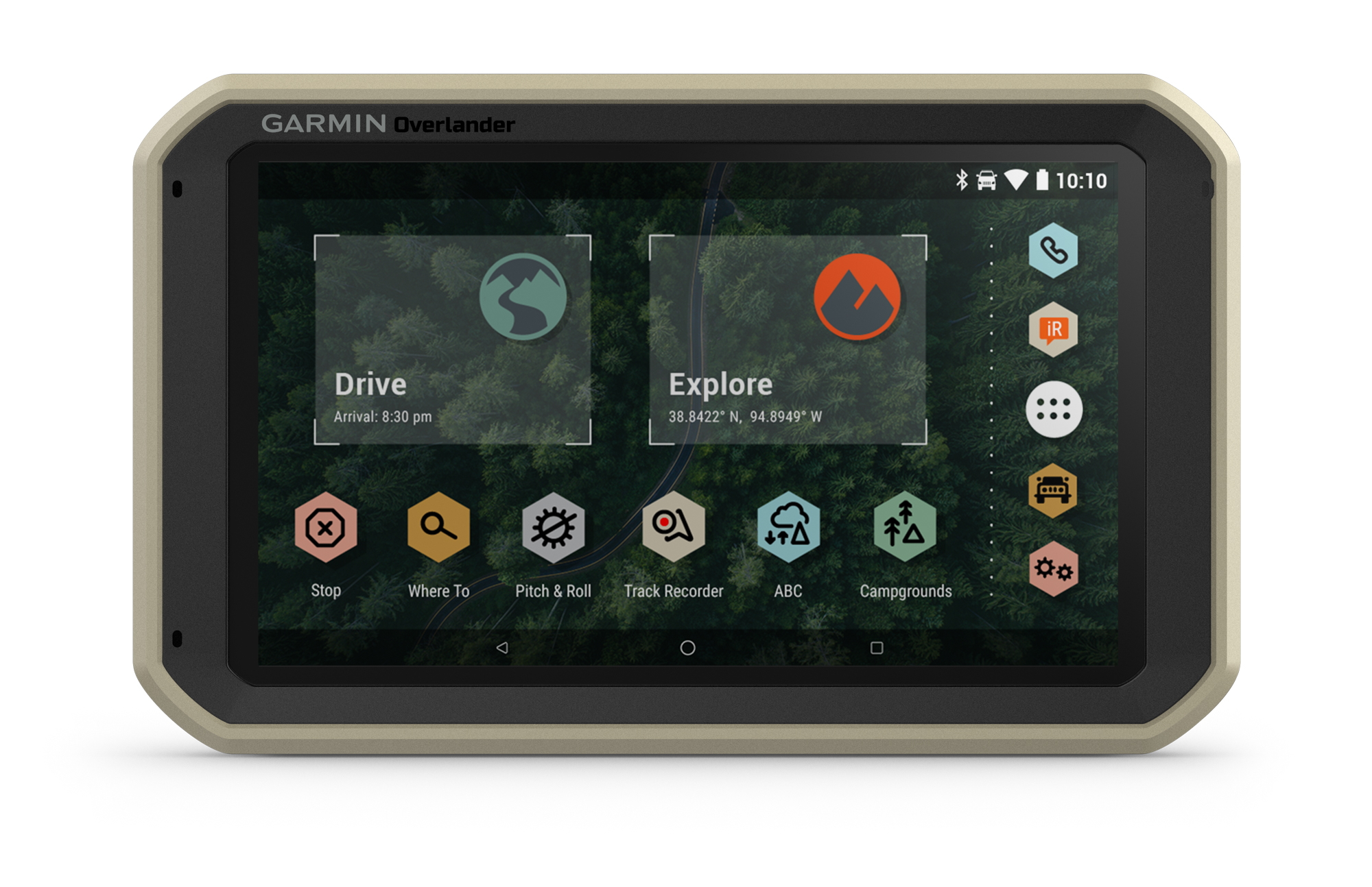Garmin's Overlander GPS Can Replace All of Your Off-Road Apps