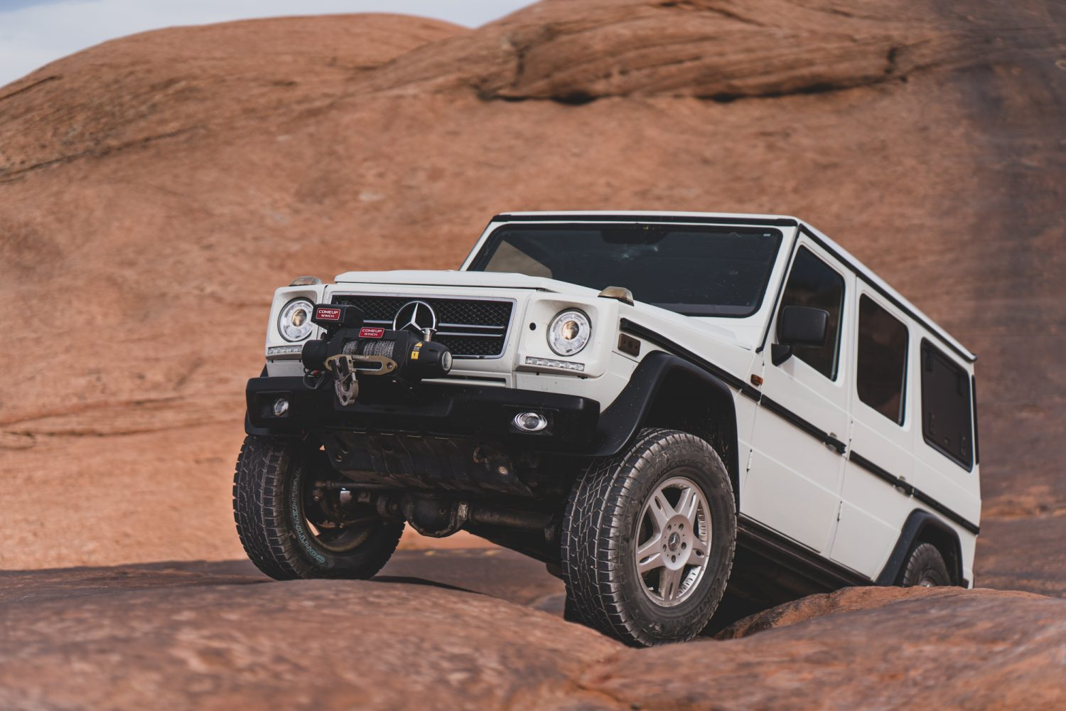 Project Mercedes G-Class Wrap-up