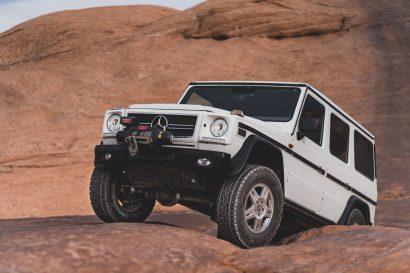 G-Wagen in Moab