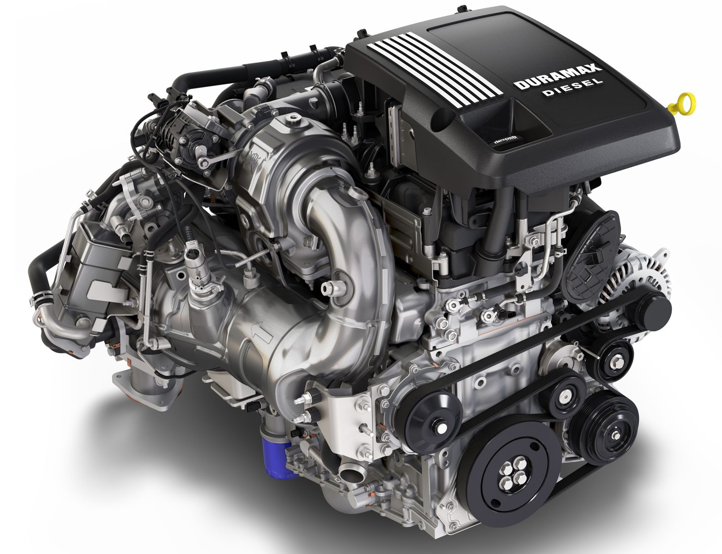 Chevy's 3.0L Duramax 1500 Has Better Fuel Economy Than A ...