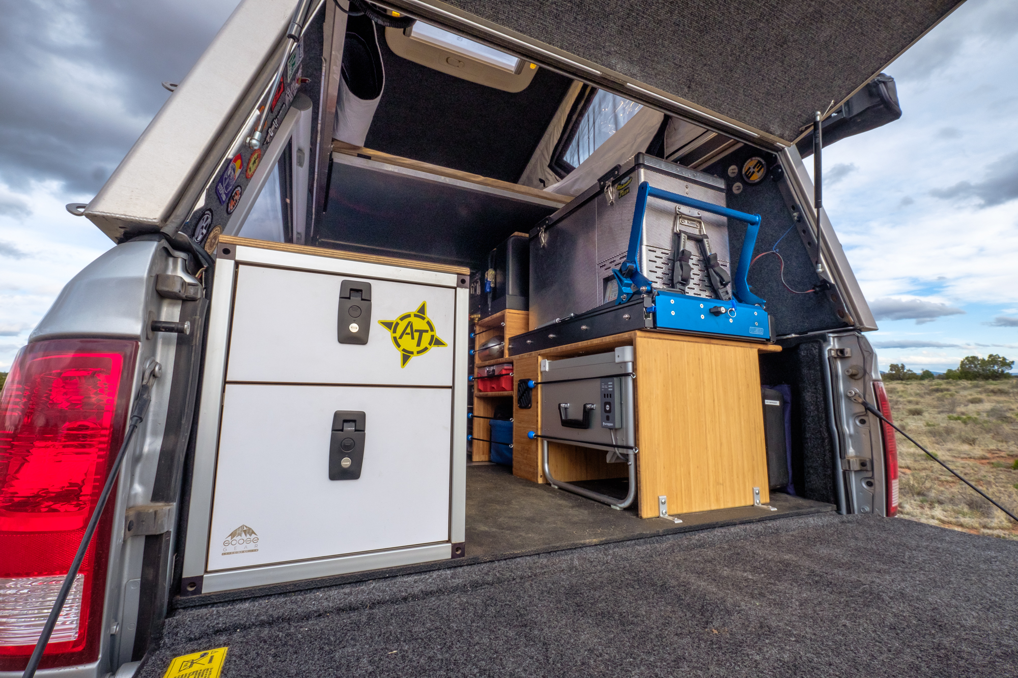 The Off Road Wedge Camper Shootout Expedition Portal