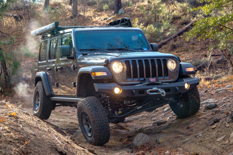 Jeep Jl Icon Suspension Expedition Portal