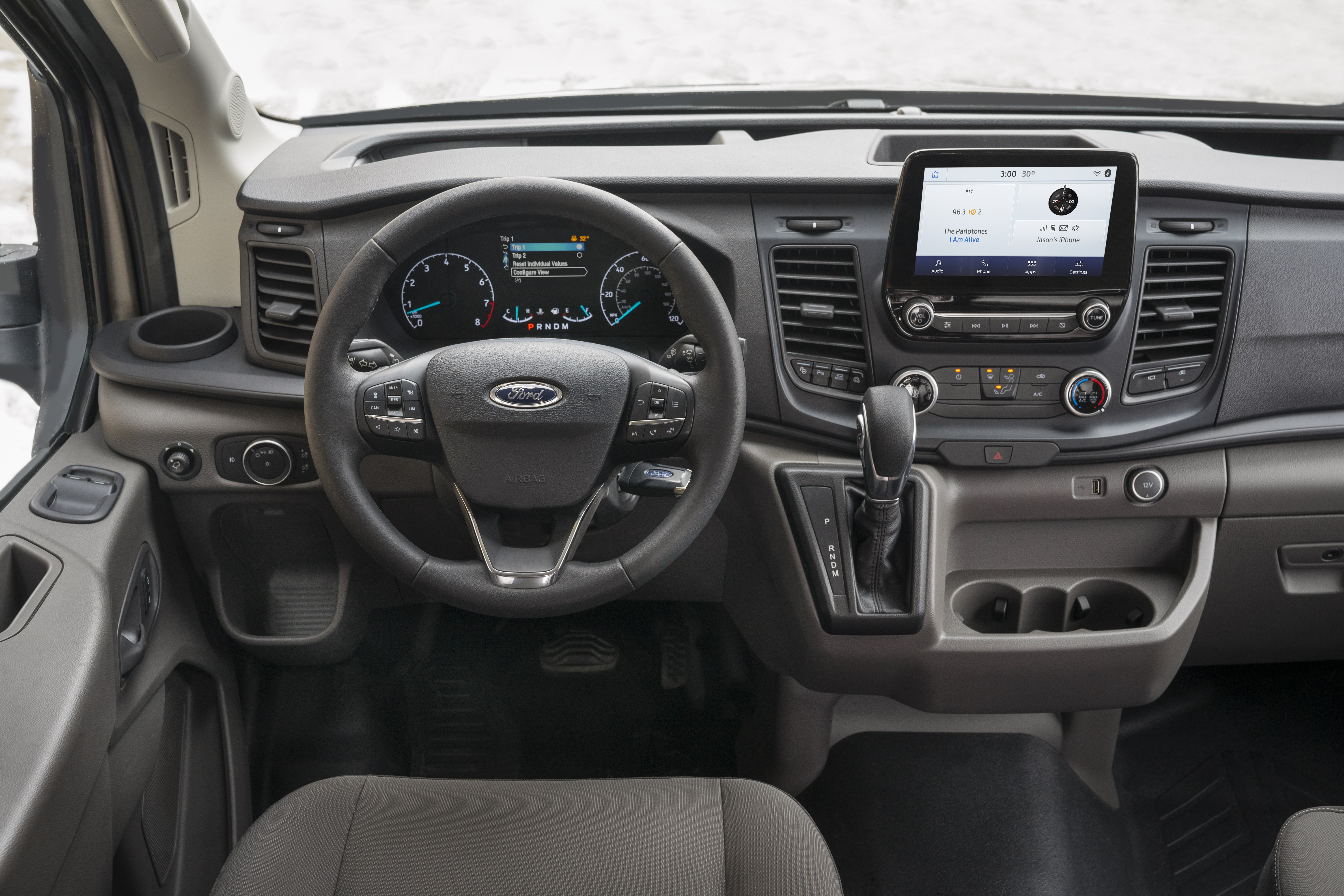 Will the new 2020 AWD Ford Transit Dethrone the Sprinter