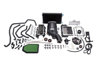 Jeep Wrangler Supercharger