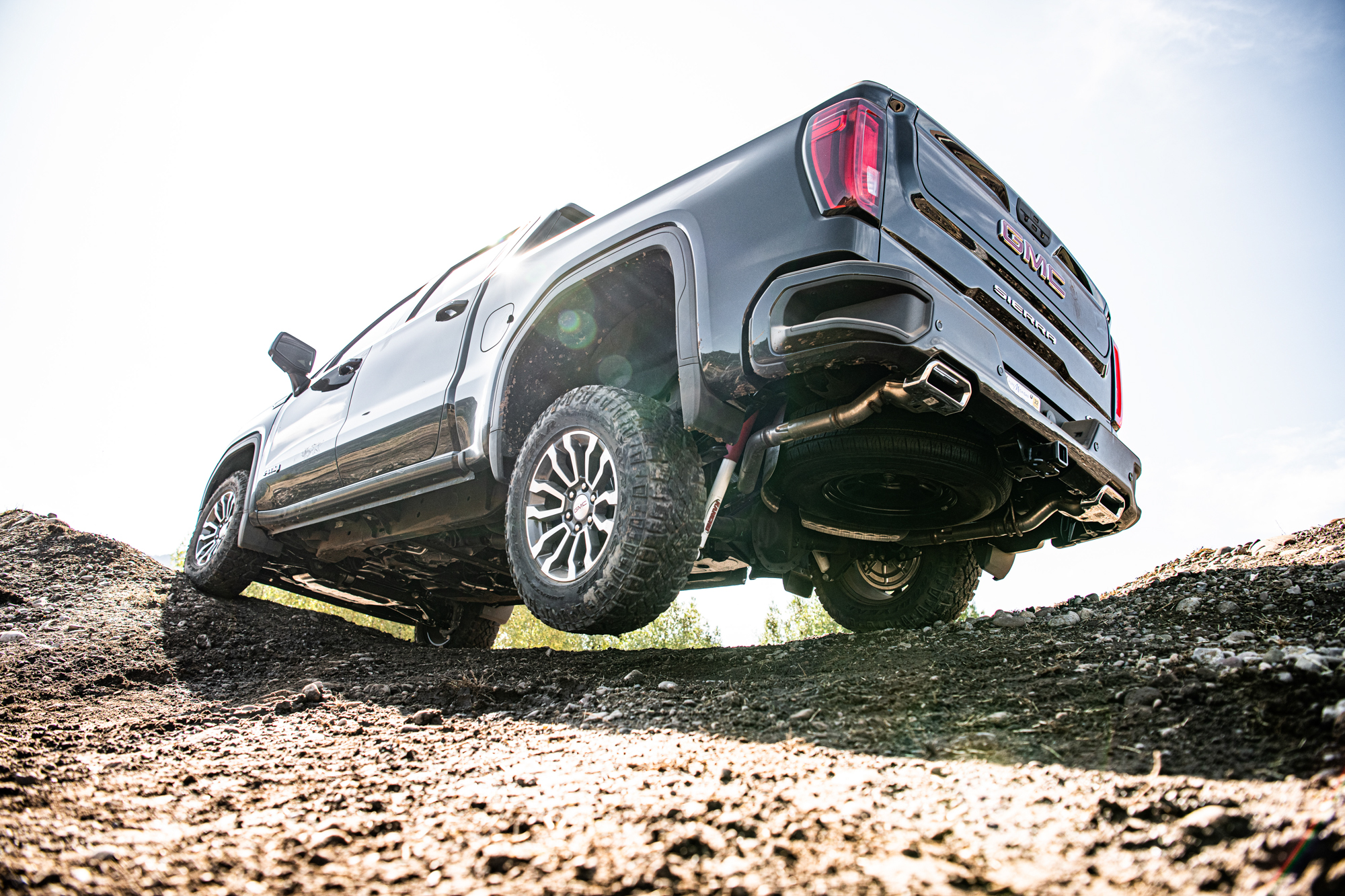 Gmc S 3 0l Diesel At4 Kicks Gas And Takes Names Expedition Portal
