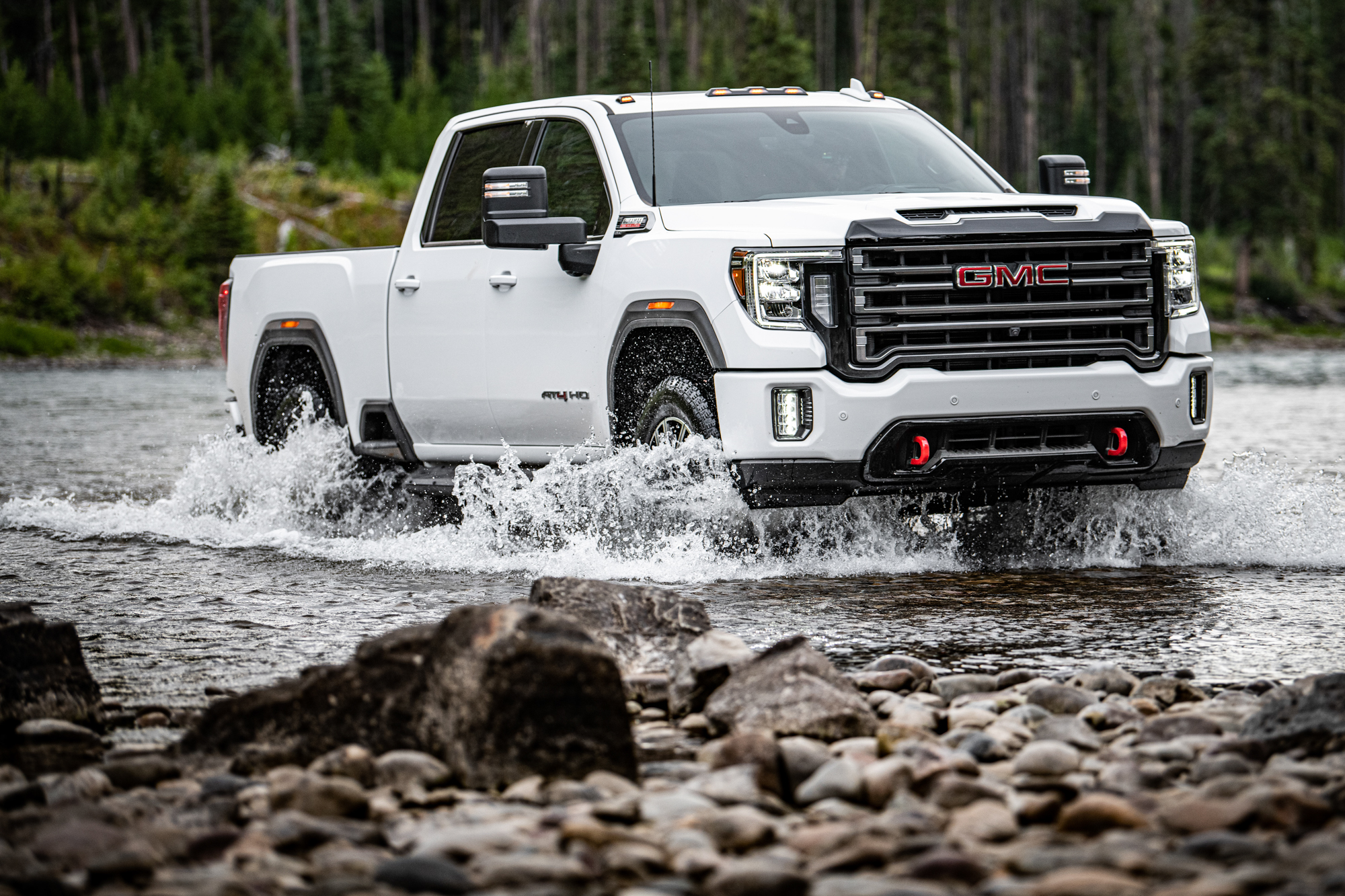 Gmc S At4 Hd Is Good But Can It Compete With Power Wagon Or Tremor Expedition Portal