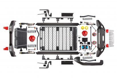 ARB Comprehensive Wrangler Kit