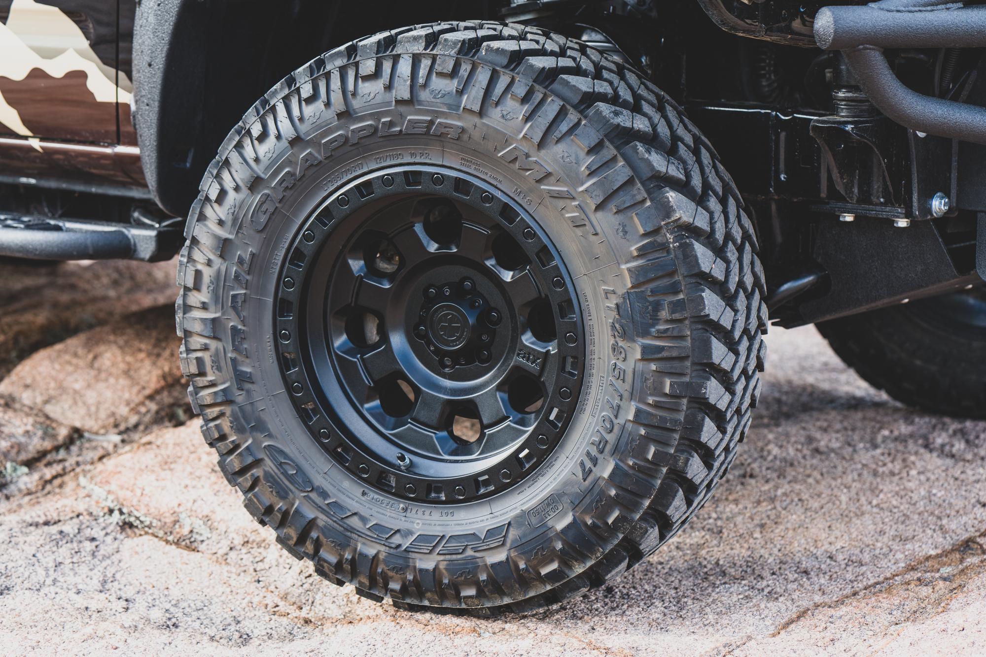 Nissan Destination Frontier Wheels Tires