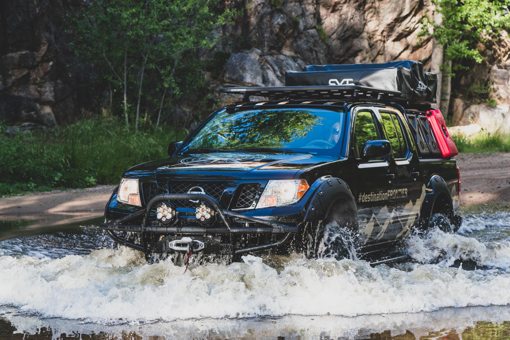 Nissan Destination Frontier
