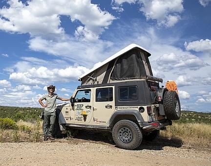 Dan Grec Jeep